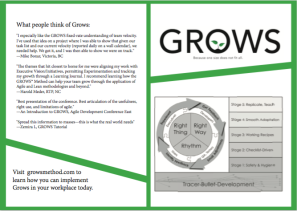Brochure for Grows.com