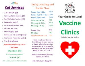 VaccineClinicBrochurepg1