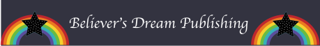 Believers Dream Publishing Banner